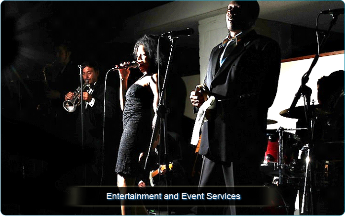 Entertainment and Event Services